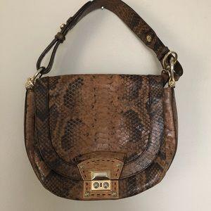 Henri Bendel Saddle Bag